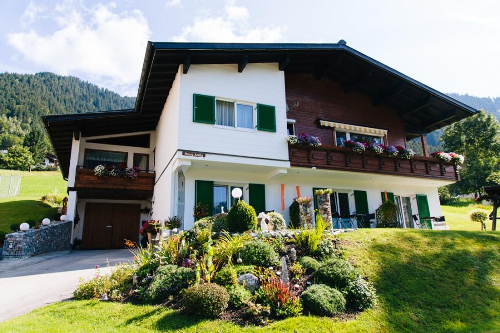 Alpen Apartment Anita